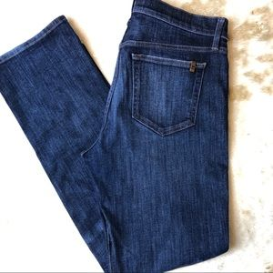 Joes Jeans 33 Straight Fit Holloway Stretch Dark